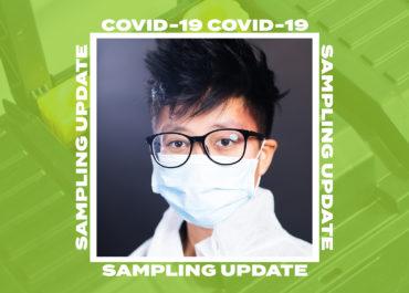 COVID-19 Sampling Update