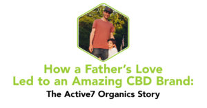 CannaSafe Active7 Organics Origin Story Blog Post Graphic