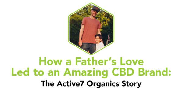 CannaSafe Active7 Organics Origin Story Blog Post Graphic
