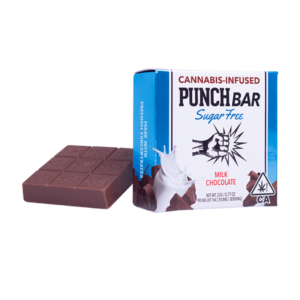 Punchbar Cannabis-Infused Edible Milk Chocolate